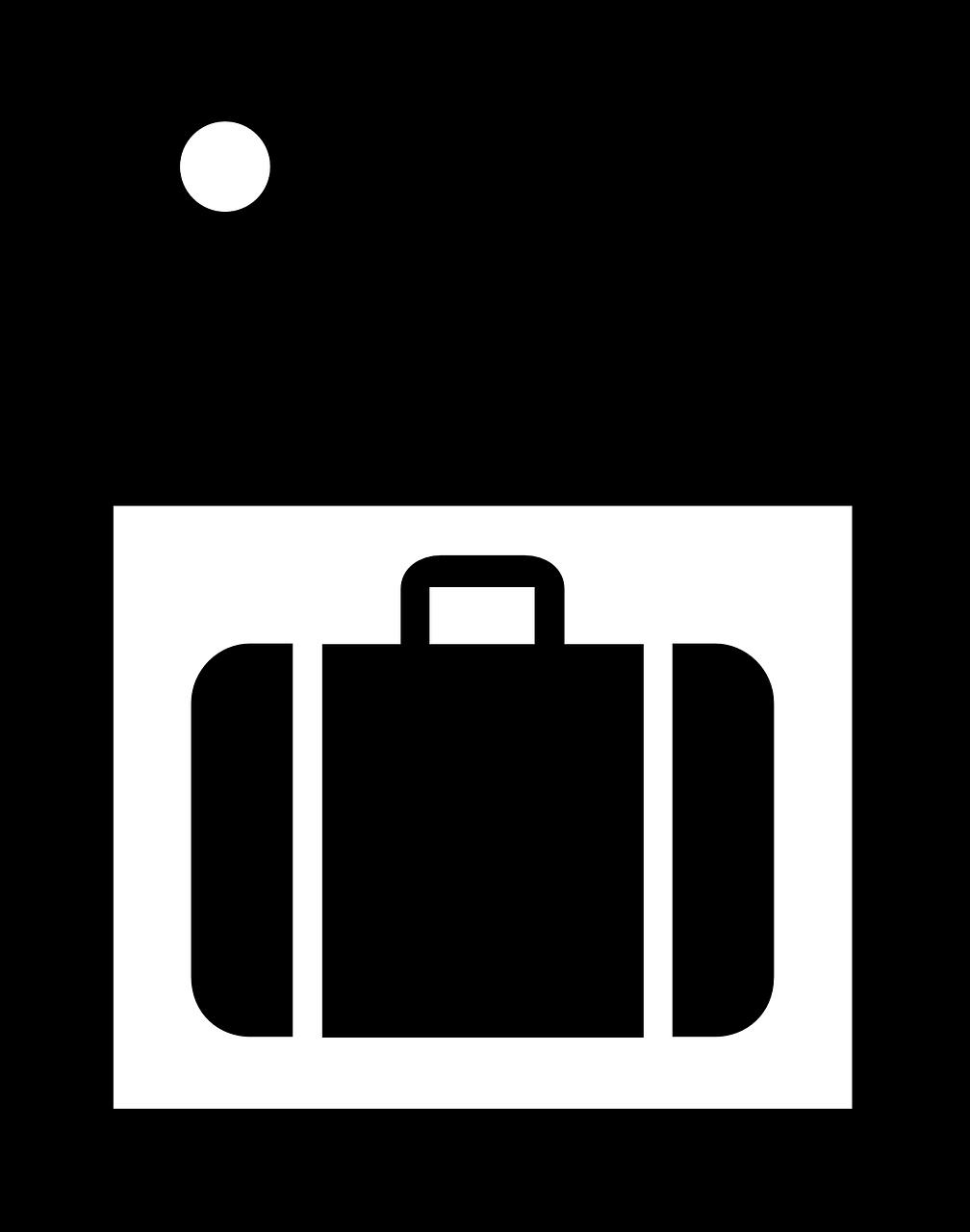 deposito bagagli al bed and breakfast il Casale san giovanni in marignano