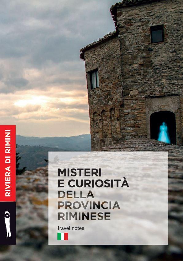 copertina misteri e curiosità della provincia riminese